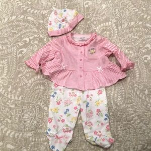 Little Me girls outfit